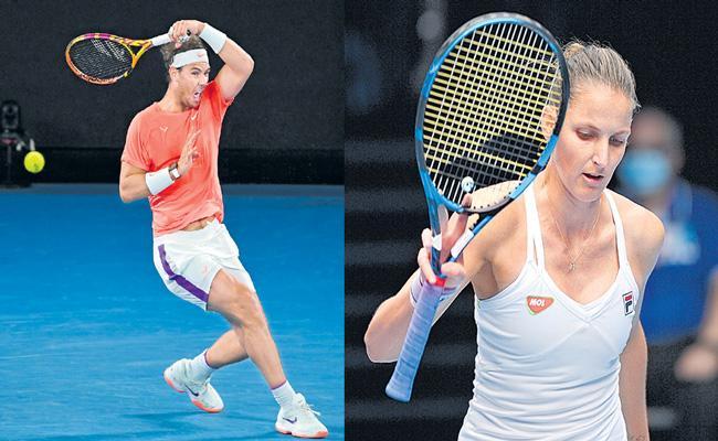 Rafael Nadal beats Cameron Norrie to reach fourth round - Sakshi