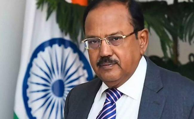 Reiki on the home and workplace of Ajit Doval - Sakshi