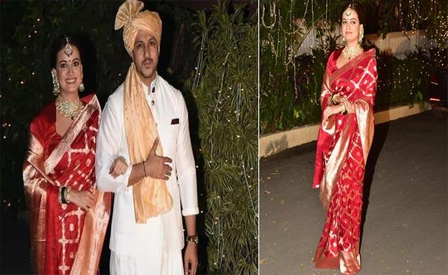 Actress Dia Mirza Got Married To Vaibhav Rekhi - Sakshi