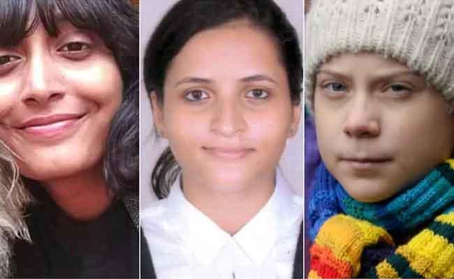 Delhi Police Details On Arrest Of Disha Ravi And Nikita Over Toolkit - Sakshi