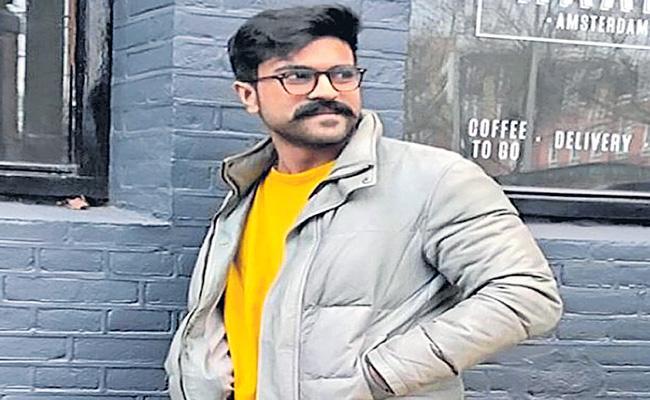 Ram Charan to fly to Rajahmundry for Acharya shoot - Sakshi