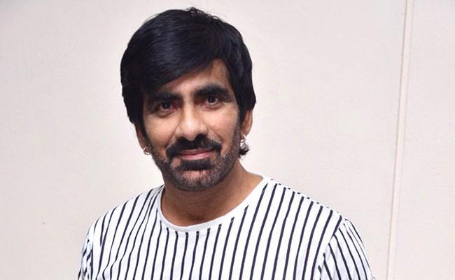 Krack Hero Ravi Teja Registers For New Production Company RT Works - Sakshi