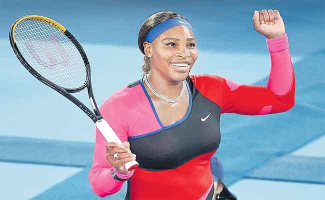2021 Australian Open Singles Draw, Results - Sakshi