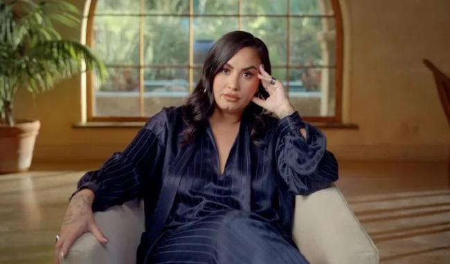 Demi Lovato New Documentary Series Give Her Drug Overdose in July 2018 - Sakshi