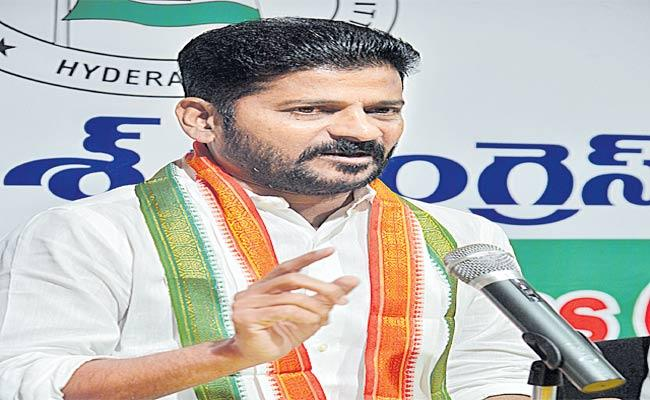 Telangana Assembly Should Conclude Against New Agri Laws Demends Revanth Reddy - Sakshi