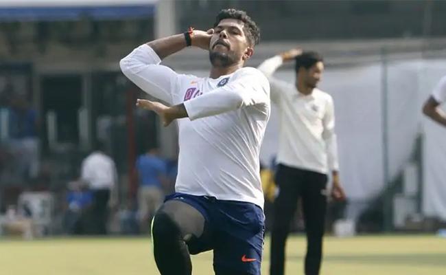 India Vs England Umesh Yadav To Replace Shardul Thakur 3rd Test - Sakshi