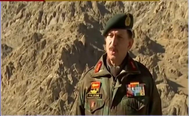 Lt Gen YK Joshi India Averted War With China - Sakshi