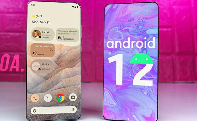 Top 5 Android 12 Features Found in First Developer Beta - Sakshi
