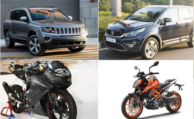 Maruti Suzuki Dzire and Bajaj Pulsar Best Selling Pre Owned Vehicles - Sakshi
