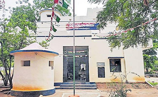 Ramagiri Police Station In Peddapalli District Is Care Of Adress For Illegal Activities - Sakshi