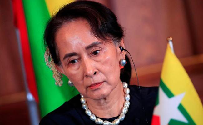 Myanmar Country In Hands Of Military - Sakshi