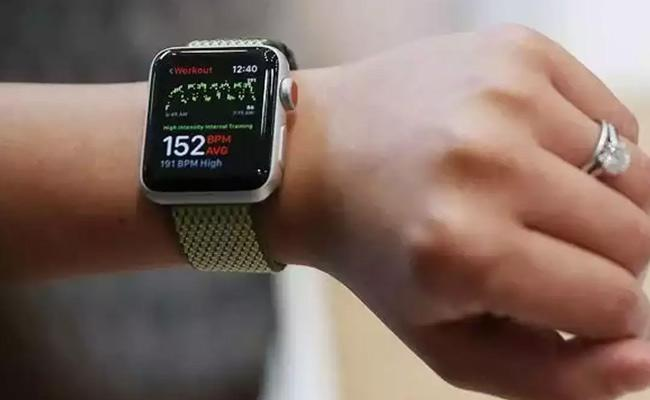 Apple Watch Helps Police Rescue Kidnapped Woman in US - Sakshi
