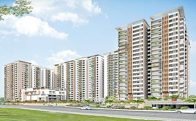 Major Deal Bodes Well for Hyderabad Real Estate Market: CBRE - Sakshi