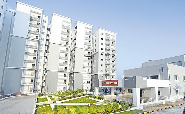 Saket Pranamam: Elderly Focused Homes at Gowdavalli - Sakshi