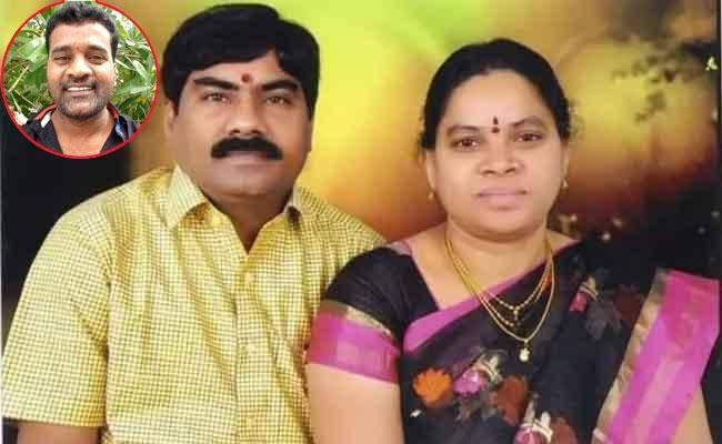 Accused Plans Murder Sketch Within Two Hours In Advocate VamanaRao And His Wife Murder - Sakshi