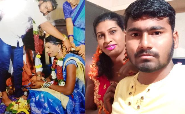 Man Dowry Harassment To Transgender Women In West Godavari District - Sakshi