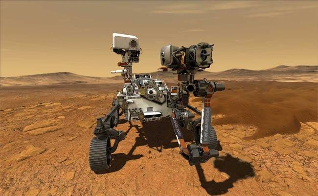Sakshi Editorial NASA Perseverance Rover
