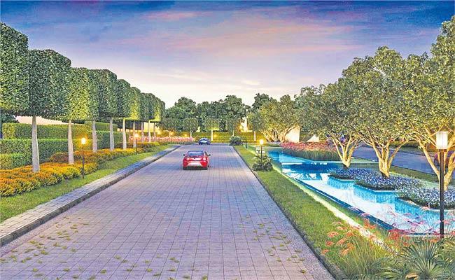 Villas Culture Trending In Hyderabad - Sakshi