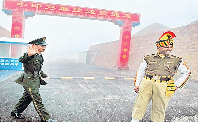 India China conclude 10th round of military talks - Sakshi