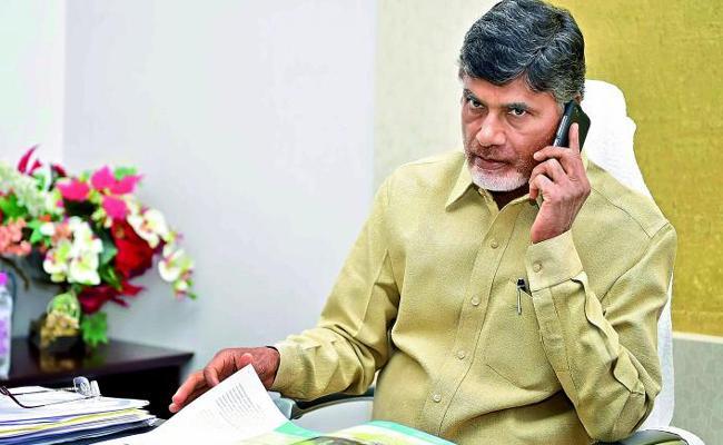 Chandrababu Efforts To Save Defeated TDP - Sakshi