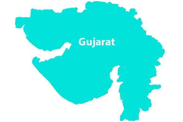 BJP Won Two Seats Gujarat Rajya Sabha Bypolls - Sakshi