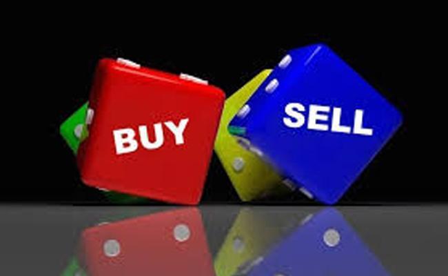 sensex trading  with flat note - Sakshi