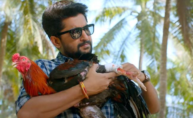 Nani Tuck Jagadish Movie Teaser Released - Sakshi