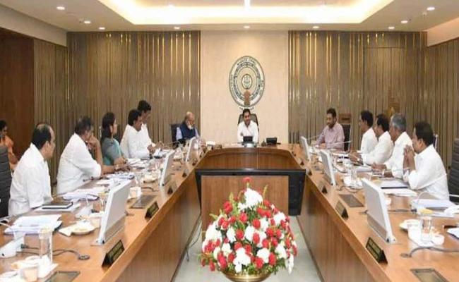 Andhra Pradesh Cabinet Key Decisions In Today Meeting - Sakshi