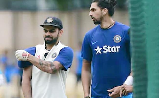 India Vs England Ahead 3rd Test Kohli On Ishant Sharma To Play 100 Test - Sakshi