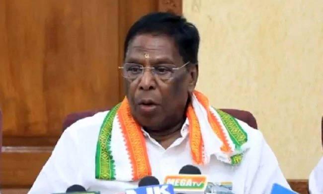 Sakshi Editorial On Puducherry Political Crisis