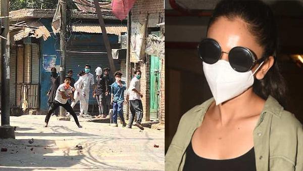 Locals Stone Pelted In Rakul Preet Singh Movie Shooting - Sakshi