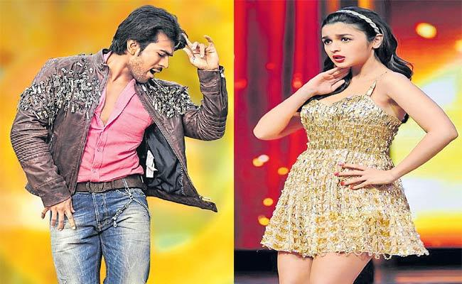 Alia Bhatt To Shoot Two Songs With Ram Charan For RRR In April - Sakshi