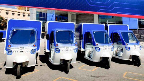 Mahindra Electric Vehicles To Power Amazon India Deliveries - Sakshi