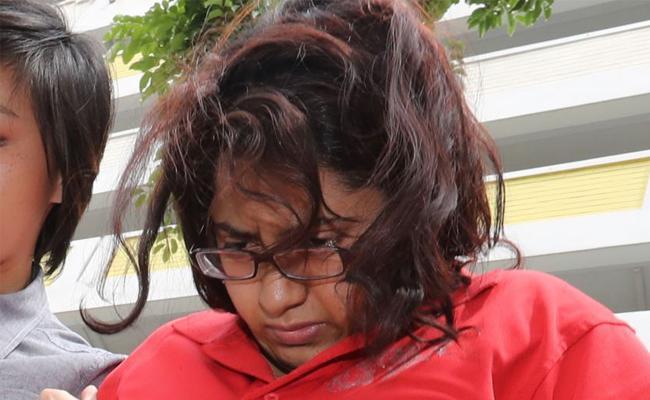Singapore Woman Tortured Her Myanmarese Origin Maid To Death - Sakshi