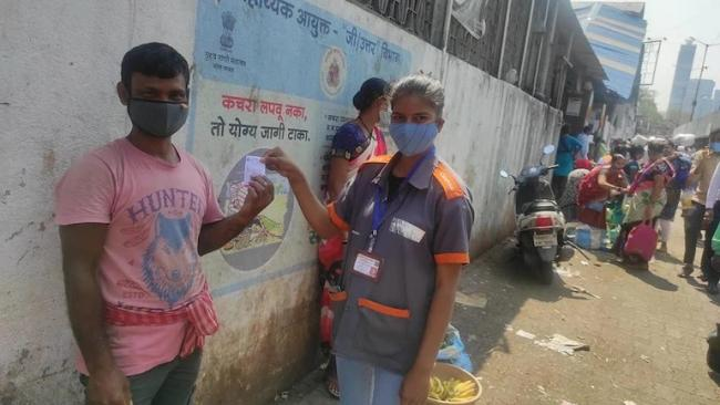 BMC Has Collected Rs 305000000 From People Not Wearing Masks - Sakshi