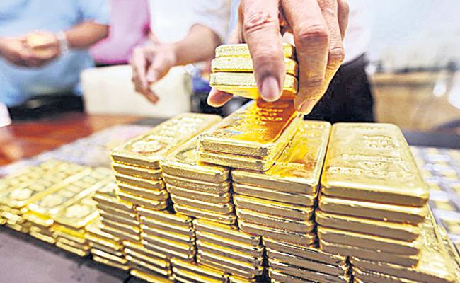 Unofficial Imports of Gold into India Plunge 80 Percent in 2020: World Gold Council - Sakshi