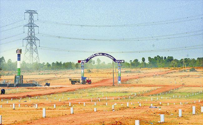 YS Jagan govt is taking steps to make the YSR Jagananna colonies more beautiful - Sakshi