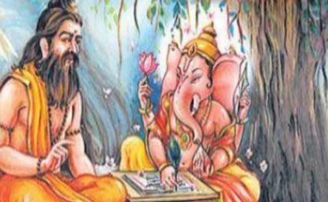 Prashnottara Bharatam Draupadi Marriage Devotional Story - Sakshi