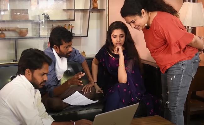 Mythri Movie Makers Released Uppena Movie Making Video - Sakshi