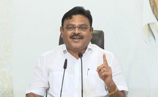 Ambati Rambabu Slams On Chandrababu Naidu Over Elections Result - Sakshi