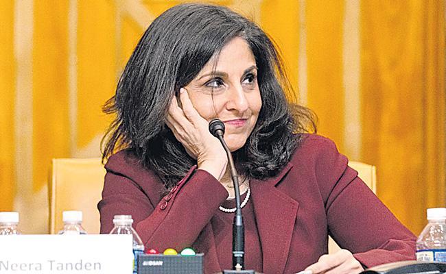 Neera Tanden Confirmation Vote Postponed - Sakshi