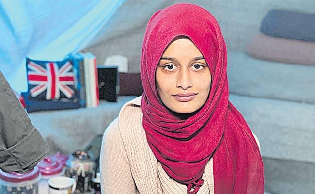 No Entry To Shamima Begum Says UK Supreme Court - Sakshi