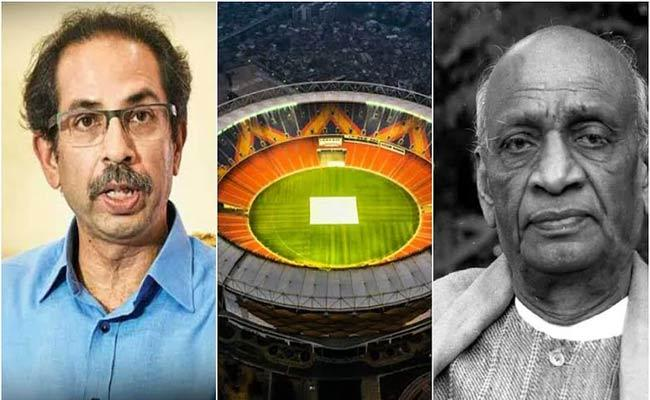 Shiv Sena Slams BJP For Renaming Motera Stadium After PM Modi - Sakshi