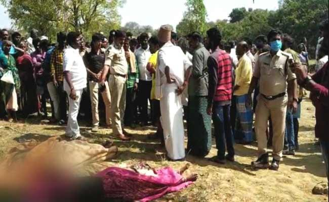 Four Died In Open Well At Chittoor District - Sakshi