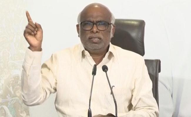Dokka manikya Vara Prasad On TDP False Propaganda - Sakshi