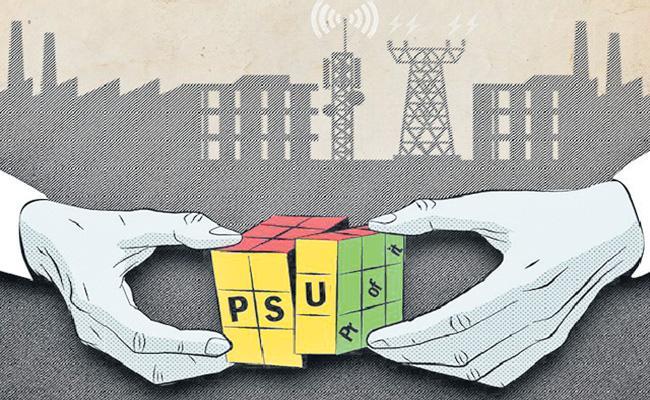 GoM to decide PSU count in strategic sectors - Sakshi