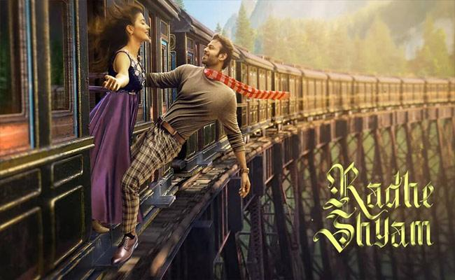 Prabhas Likely To Unveil Radhe Shyam Teaser On Valentines Day - Sakshi