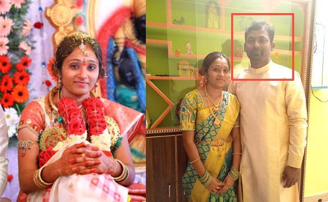 Husband Who Assassination Wife In Khammam District - Sakshi