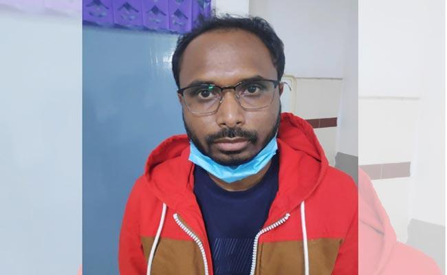 Nalgonda Police Arrest An NRI Husband For Cheating Wife - Sakshi