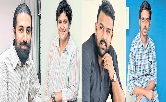 Tollywood Directors Talking About anthology film Pitta Kathalu - Sakshi